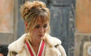 Celine Vitcoq, alias Wendy, dans «Plus belle la vie».