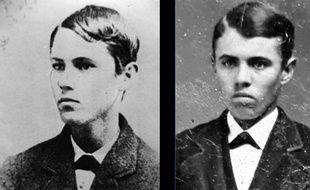La photo du célèbre bandit américain Jesse James a été estimée à deux millions d'euros.