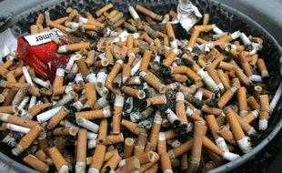 Objectif du défi: écraser sa cigarette pour de bon.