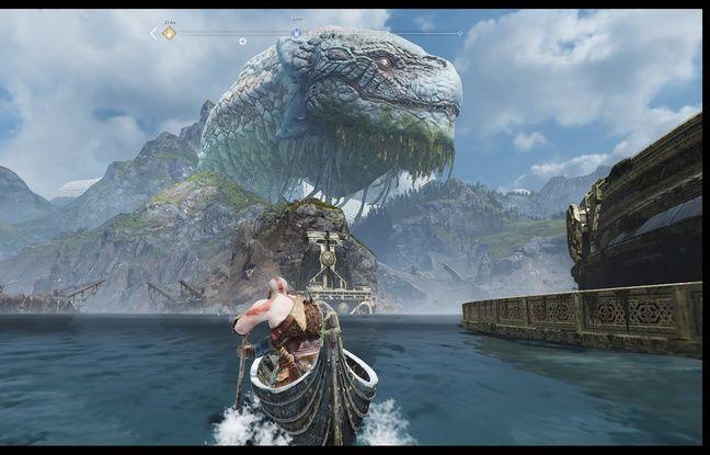 Kratos et Atreus croiseront la route de créatures colossales et magnifiques.