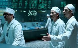 Image extraite de la série «Chernobyl» qui retrace la catastrophe nucléaire de Tchernobyl.