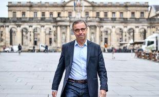 Pierre Hurmic, le 10 juin 2020, à Bordeaux.