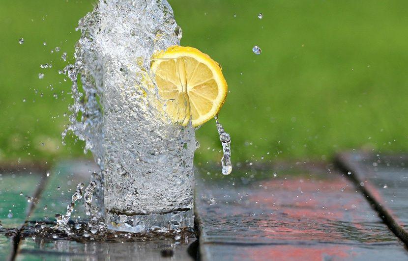 l eau à jeun c est quoi