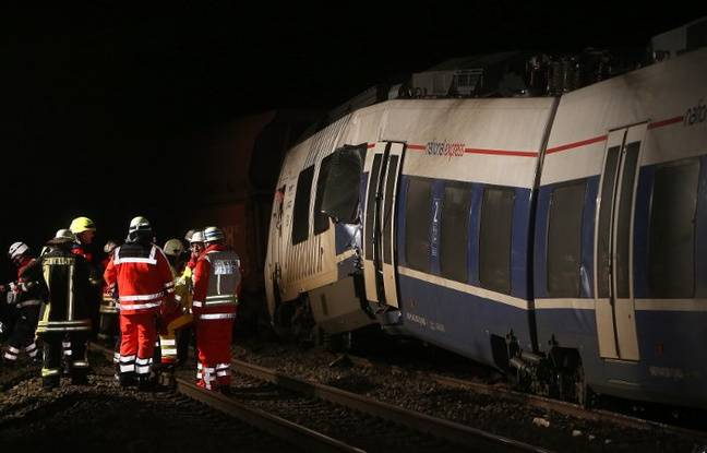 nouvel ordre mondial   Collision de deux trains en Allemagne: 47 personnes blessées dont trois grièvement