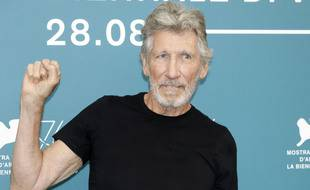 Le musicien Roger Waters
