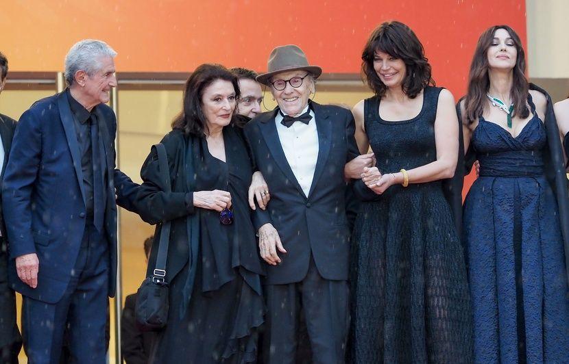 La Croisette s'amuse: Lelouch fait chabada, Delon se fait palmer, Gaspar Noé s'assagit et Maradona déclare forfait