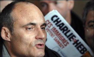 Philippe Val, ex-patron de Charlie Hebdo.