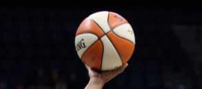 Illustration de basket.