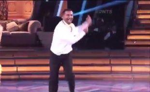 Alfonso Ribeiro, l'interprète de Carlton Banks dans Le Prince de Bel Air, a ressuscité la Carlton Dance dans Danse avec les stars.
