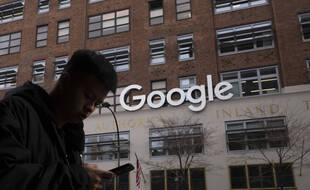 Les bureaux de Google à New York (image d'illustration).