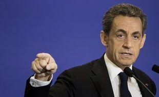 Nicolas Sarkozy. Credit:Gilles Bassignac/JDD/SIPA/1503101301