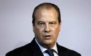 Le premier secrétaire du Parti socialiste, Jean-Christophe Cambadélis, le 23 octobre 2014 à Paris
