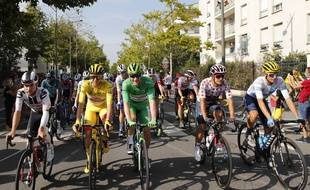 Le Tour de France s'achève dimanche à Paris