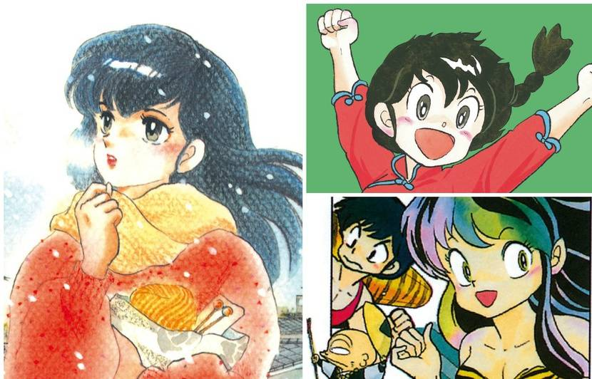 «Ranma 1/2», «Maison Ikkoku»... Pourquoi il faut lire Rumiko Takahashi, reine du manga et Grand Prix d'Angoulême