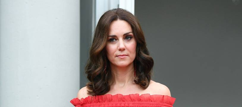 La duchesse de Cambridge, Kate Middleton