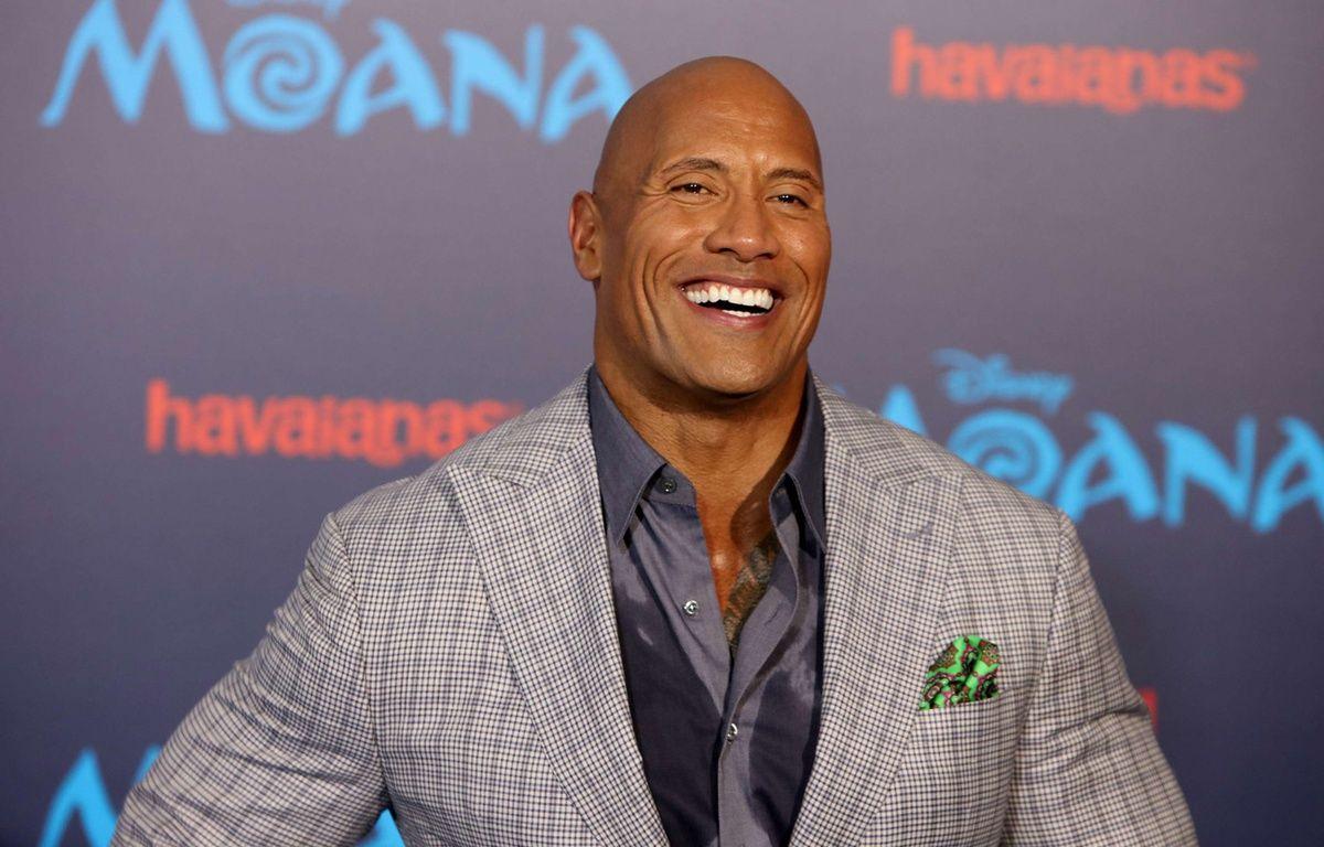 Dwayne Johnson a été élu «homme le plus sexy de la planète» –  SIPANY/SIPA