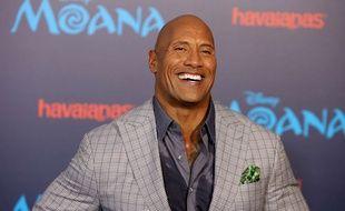 Dwayne Johnson a été élu «homme le plus sexy de la planète»