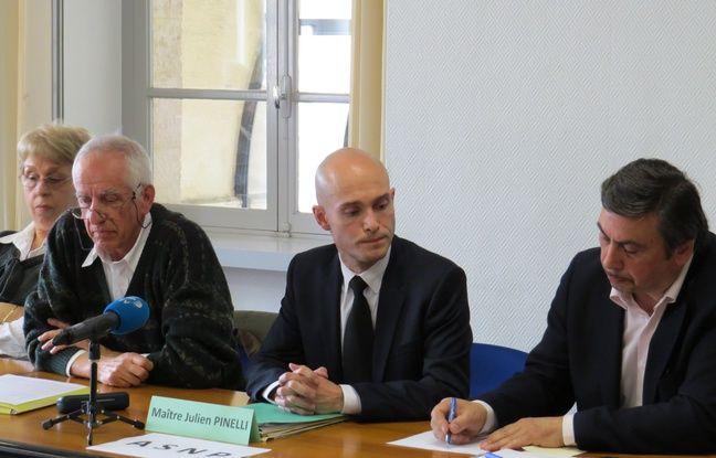 Claude Pisapia, Julien Pinelli et Jean-Marc Coppola