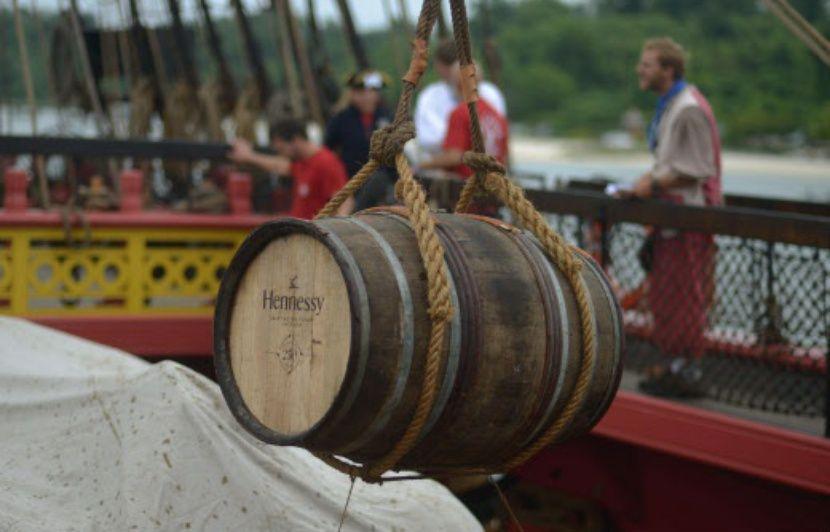 Drame: 250.000 litres de cognac partent en fumée dans un incendie de chai