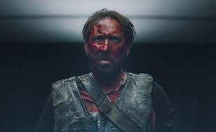 Nicolas Cage dans «Mandy».