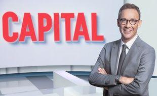 Julien Courbet anime «Capital» sur M6.