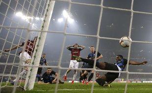 San Siro est l'emblématique enceinte des deux clubs rivaux de la ville de Milan.
