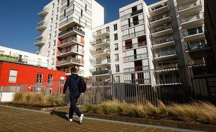 NANTES, le 07/02/2014 Sur l'île de Nantes, le loyer médian est de 10.7€/m2