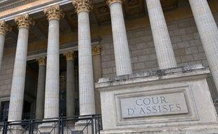 Une cour d'assises, ici à Lyon (illustration).