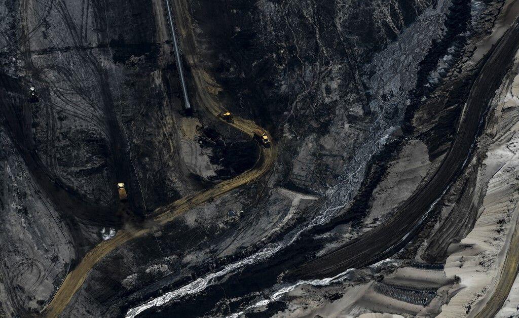 Une mine de charbon, ici en Allemagne. (illustration)