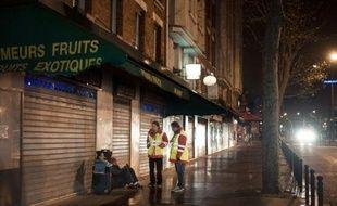 Plus de 700 places supplémentaires pour l'hébergement d'urgence des personnes sans abri ont été ouvertes par l'Etat et la mairie de Paris dans la capitale depuis le 1er novembre, a annoncé lundi la préfecture de région Ile-de-France.