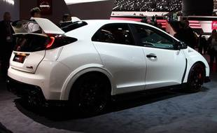 La nouvelle Honda Civic Type R
