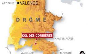 L'avion et ses passagers ont été retrouvés au Col des Corbières le mardi 4 novembre