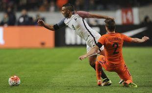 Dimitri Payet avait réussi son retour en Bleu lors de Pays-Bas-France, le 26 mars 2016.