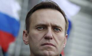 Le principal opposant russe Alexeï Navalny