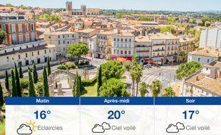 Météo Montpellier: Prévisions du dimanche 19 mai 2019