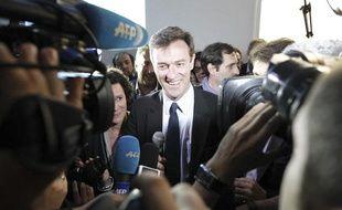 Michel Havard désigné pour  défier Collomb en 2014.