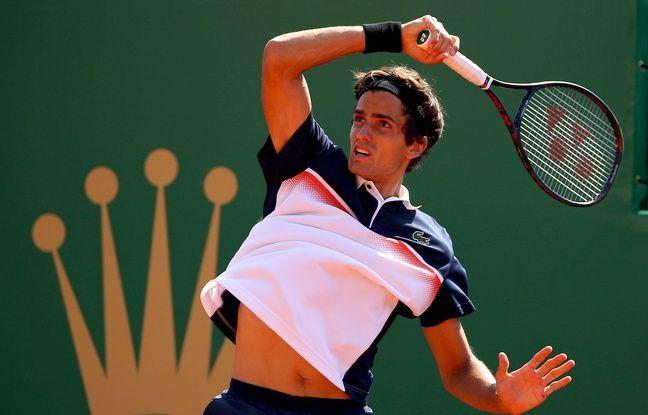 Monte-Carlo: Au moins un qui brille! Pierre-Hugues Herbert sort Kei Nishikori au 2e tour