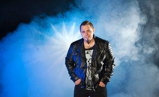 Ovidiu Anton devait représenter la Roumanie à l'Eurovision 2016