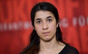 Nadia Murad a reçu le prix Nobel de la paix