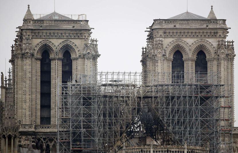 VIDEO. Notre-Dame de Paris: Pourquoi les incendies sont-ils si fréquents sur les chantiers ?