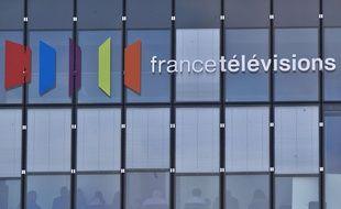 Logo de France Télévisions en 2016