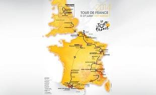 Le Tour de France 2014 partira de l'Angleterre.