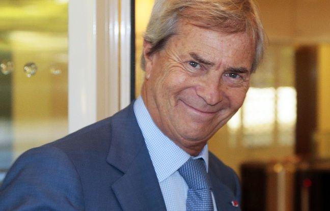 Vincent Bolloré, le 29 septembre 2015.