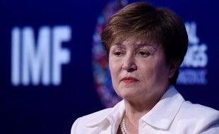 La Bulgare Kristalina Georgieva pourrait perdre la présidence du FMI.