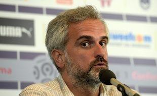Stéphane Martin n'est pas surpris par l'attitude de certains supporters bordelais.
