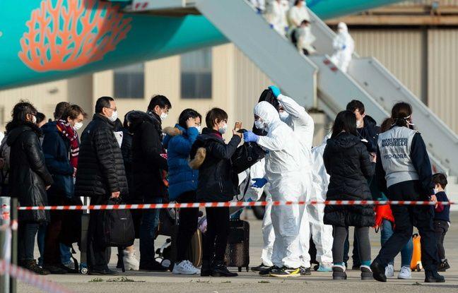 Coronavirus EN DIRECT: Le troisième avion de rapatriement de Français expatriés à Wuhan est en route...