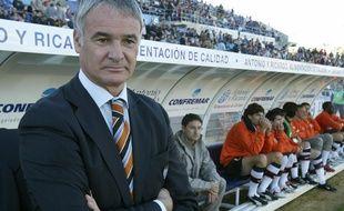 En 2005 à Valence, Claudio Ranieri avait essuyé des critiques pour manque de spectacle...