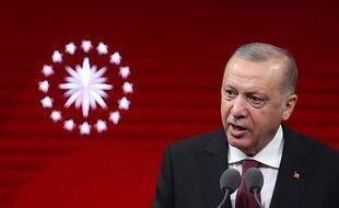 Le président turc, Recep Tayyip Erdogan, le 17 septembre 2020.