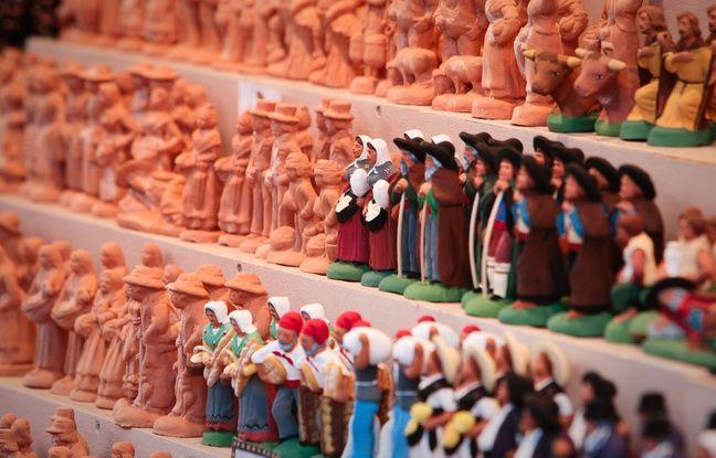 648x415 aubagne le 15 decembre 2010 marche aux santons dans le centre ville d aubagne