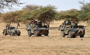 La guerre menée au Sahel par les 4.000 troupes de l'opération Barkhane aurait permis de neutraliser un total de 450 djihadistes depuis l'été 2014.